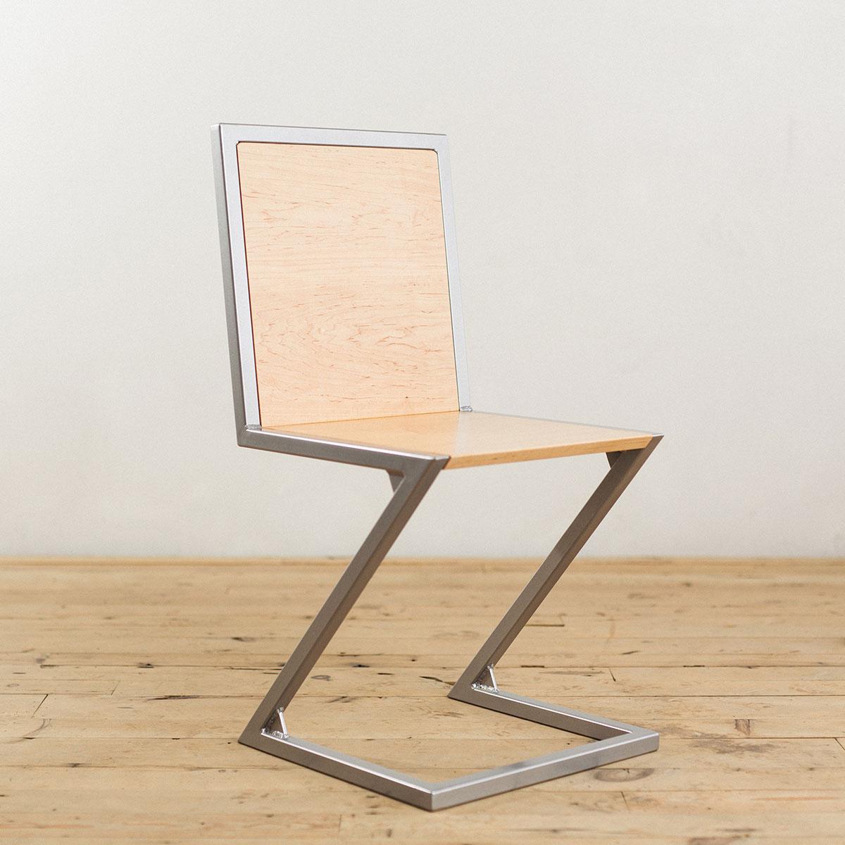 industrial-modern-steel-maple-wood-z-chair