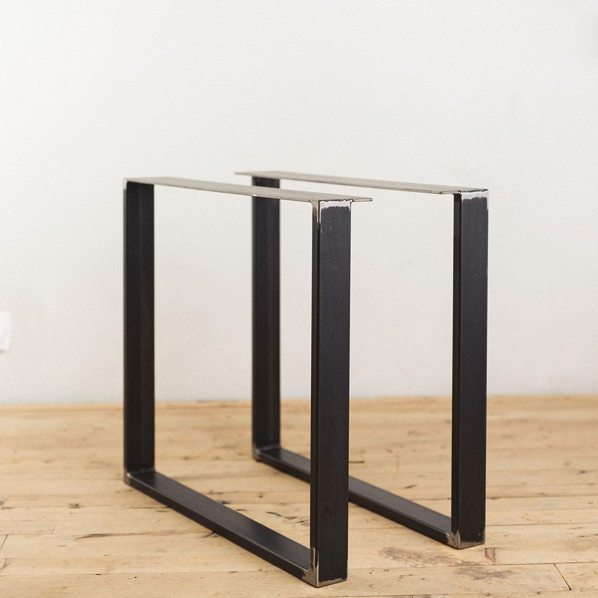 raw-steel-u-shape-table-legs