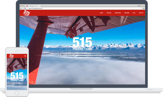 515-productions-des-moines-web-design