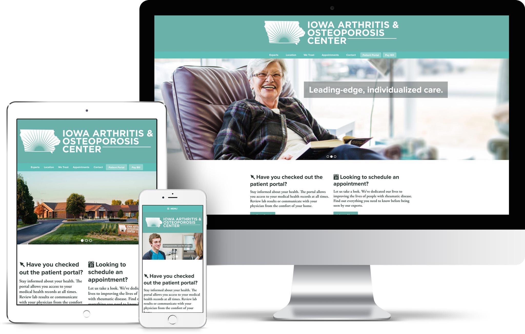iowa-arthritis-health-care-clinic-website-design-iowa